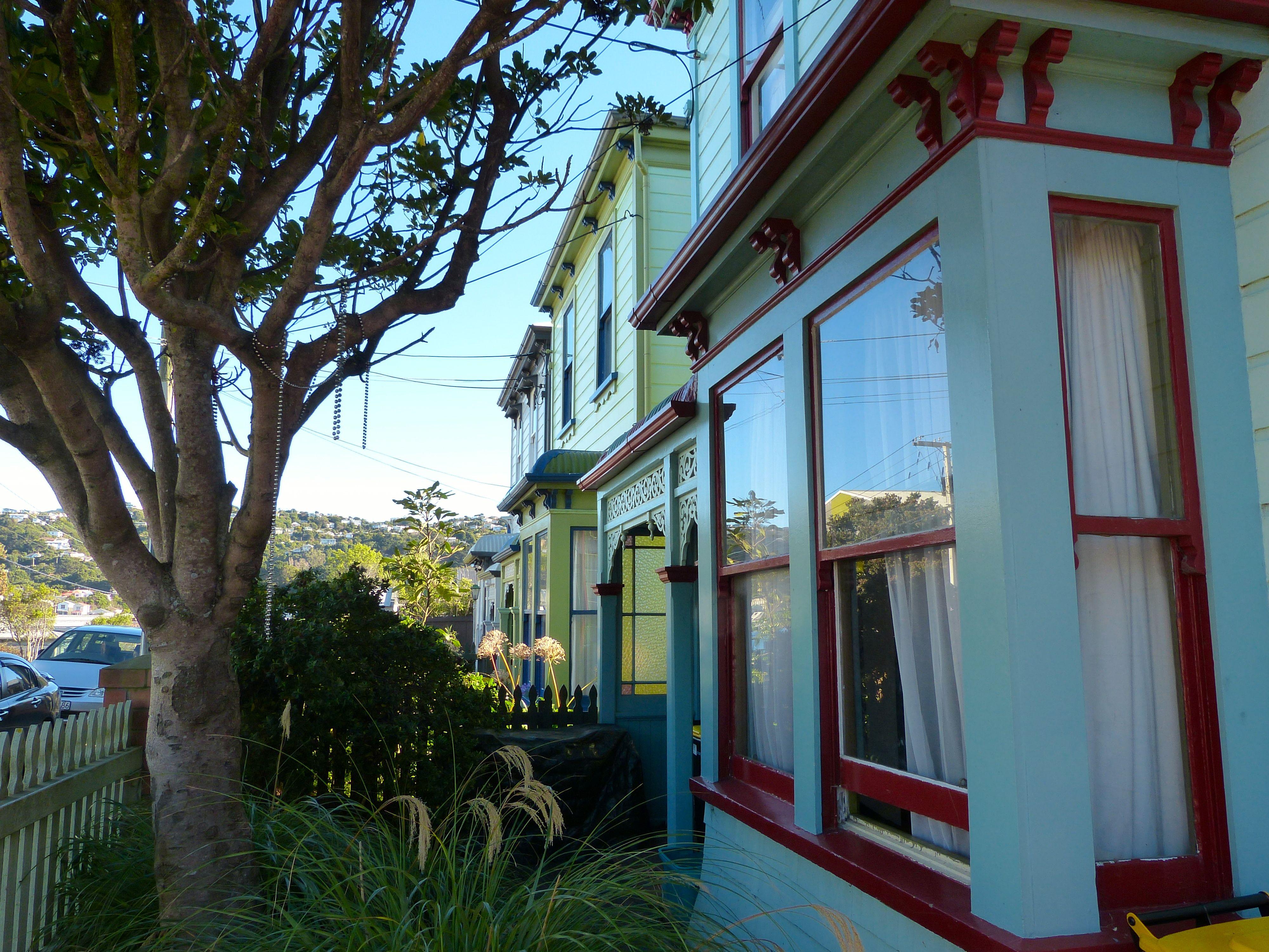 h uslebau in wellington kiwi for breakfast. Black Bedroom Furniture Sets. Home Design Ideas